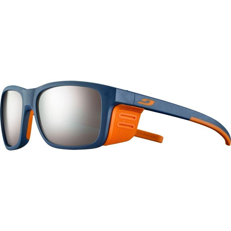 ジュルボ メンズ サングラス・アイウェア アクセサリー Cover Sunglasses with Spectron 4 Baby Lenses Blue/Orange