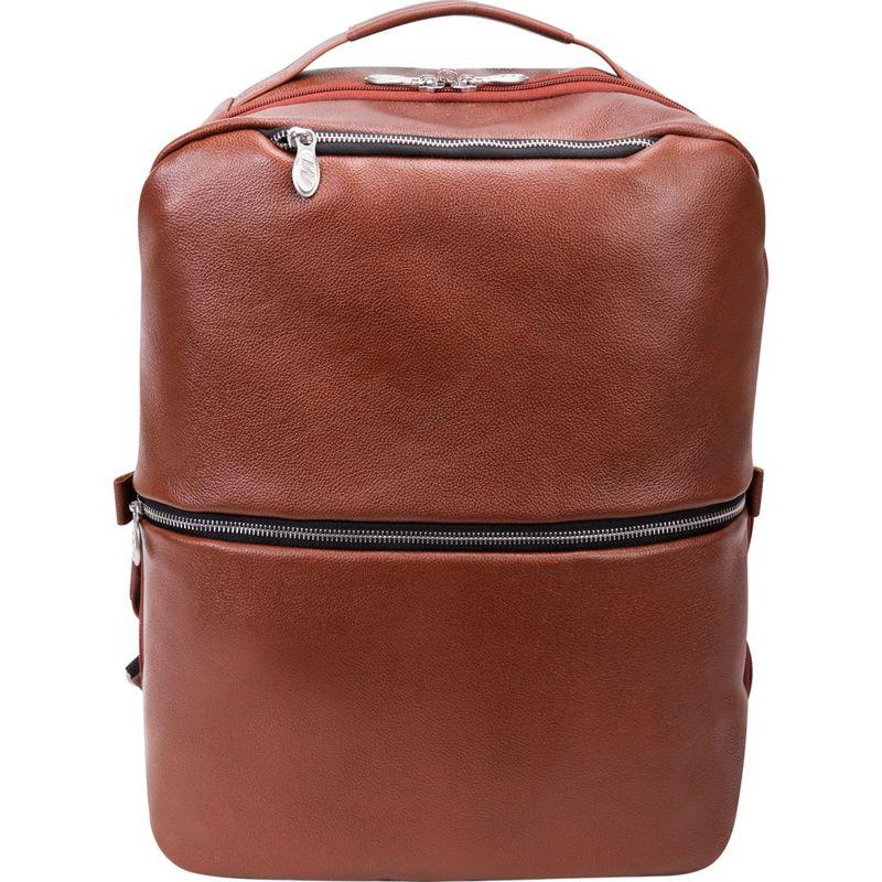 マックレイン メンズ スーツケース バッグ U Series East Side Backpack Brown