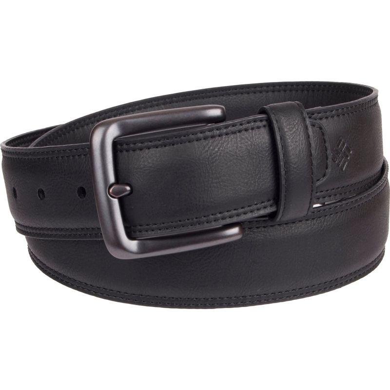 コロンビア メンズ ベルト アクセサリー 40mm Stretch Belt S - Black
