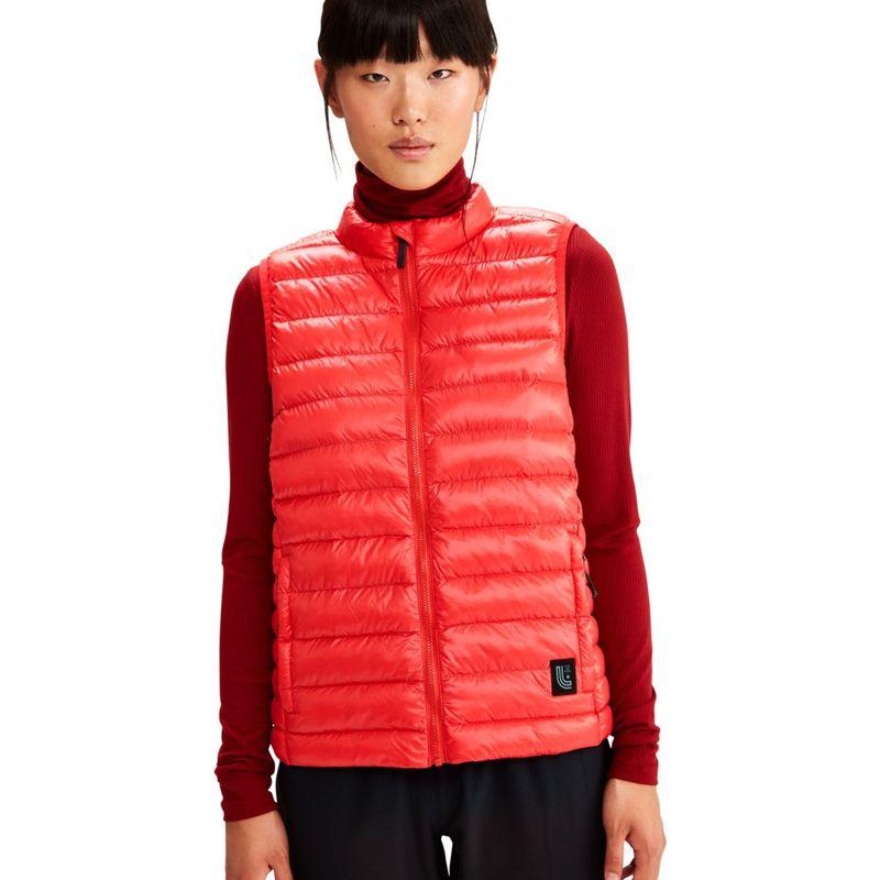 ロル レディース ジャケット・ブルゾン アウター Maria Vest XS - Flame Red