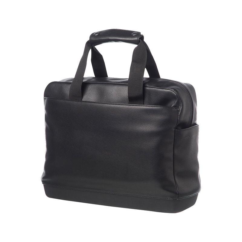 モレスキン メンズ スーツケース バッグ Classic Utility Bag Black
