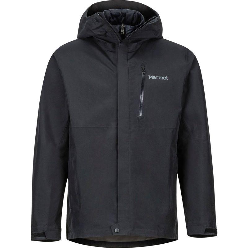 マーモット メンズ ジャケット・ブルゾン アウター Minimalist Component Jacket L - Black