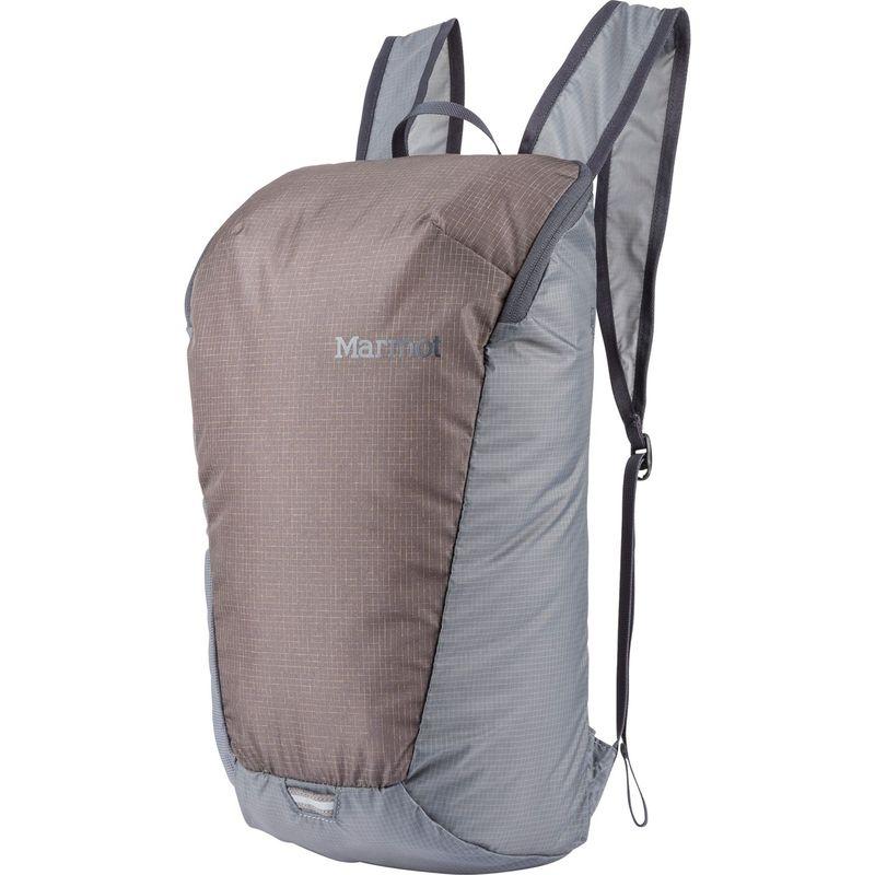 マーモット メンズ バックパック・リュックサック バッグ Kompressor Comet Packable Backpack Cinder/Slate Grey