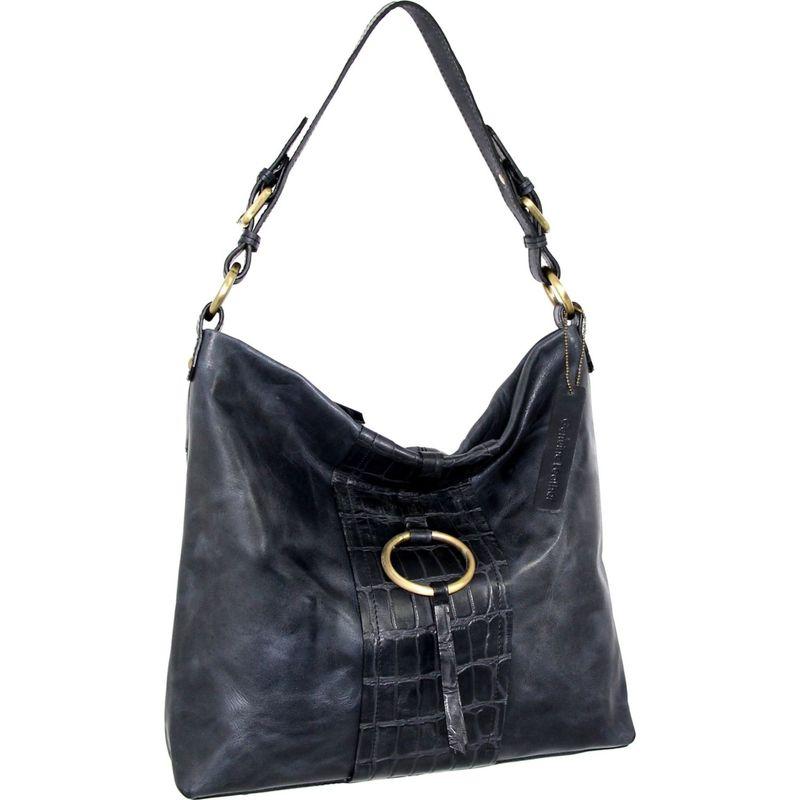 ニノボッシ メンズ ショルダーバッグ バッグ Kaitlynn Shoulder Bag Black