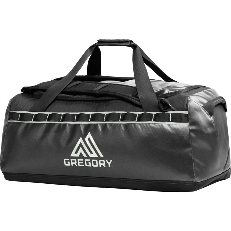 グレゴリー メンズ ボストンバッグ バッグ Alpaca Duffel 45L True Black