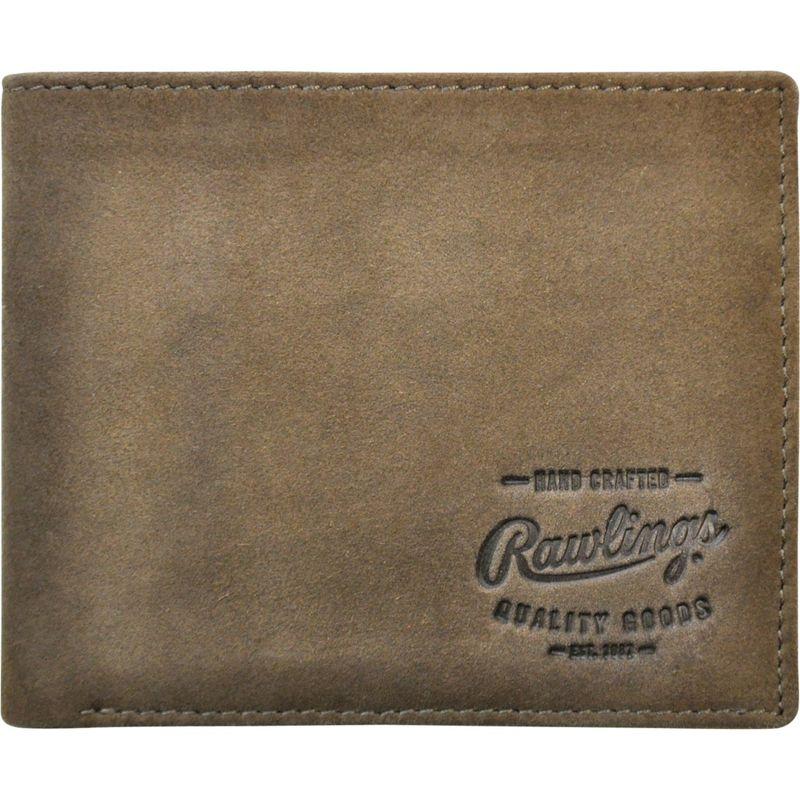ローリングス メンズ 財布 アクセサリー Double Steal Bifold Wallet Glove Brown