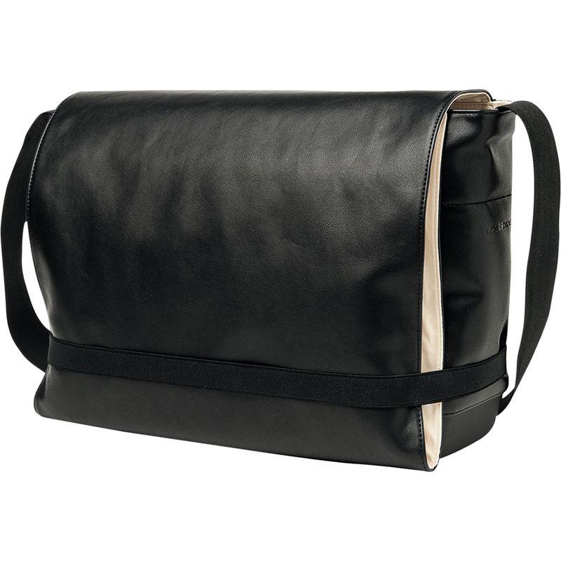 モレスキン メンズ スーツケース バッグ Classic Messenger Bag Black