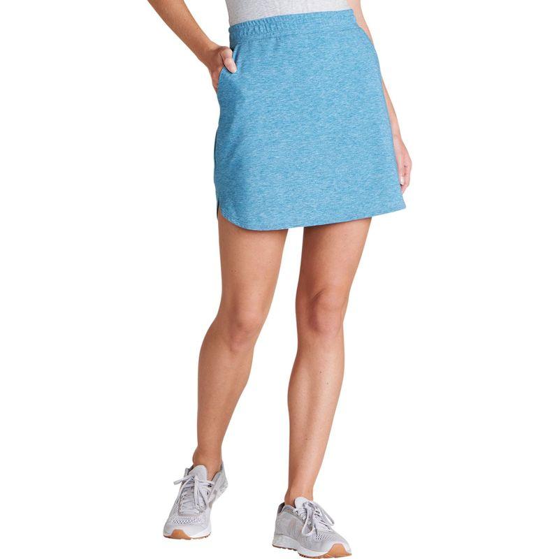 トードアンドコー レディース スカート ボトムス Swifty Trail Skirt XS - Deepwater Heather