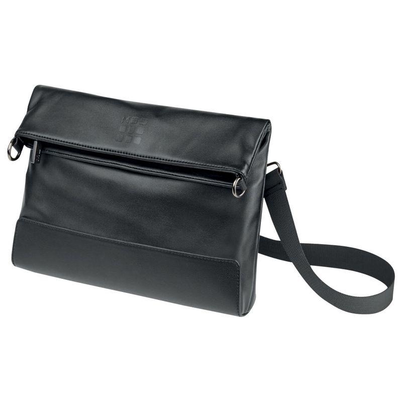 モレスキン メンズ ボディバッグ・ウエストポーチ バッグ Classic Crossbody Bag Black