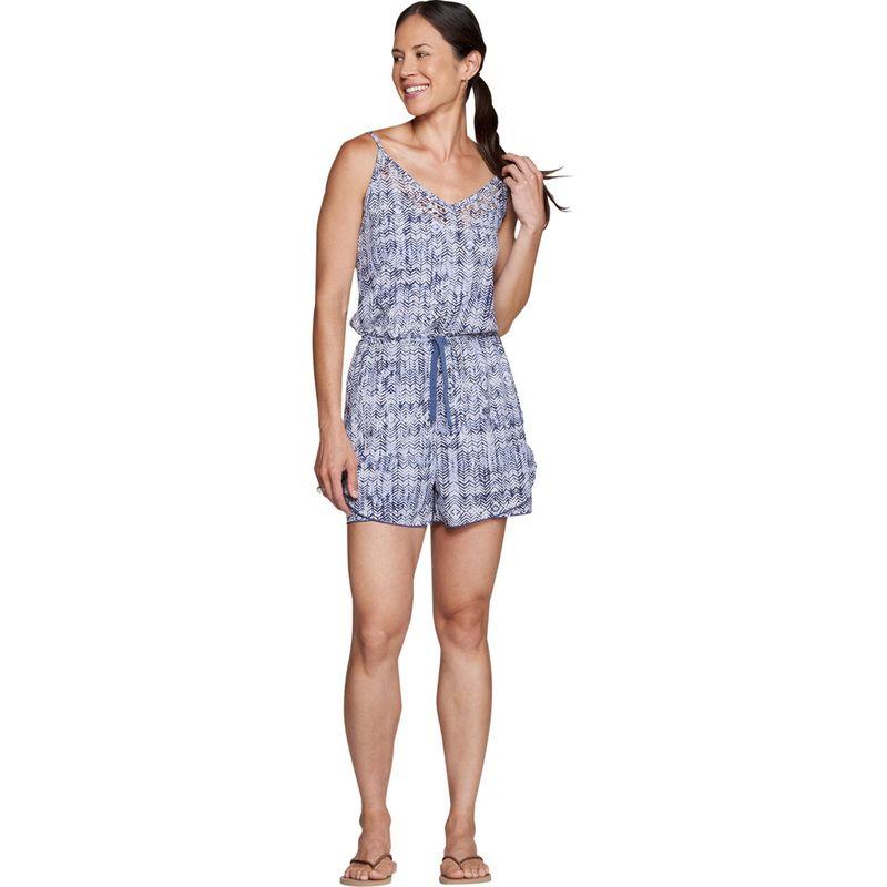 トードアンドコー レディース ワンピース トップス Womens Sunkissed Romper XS - Thistle Herringbone Print