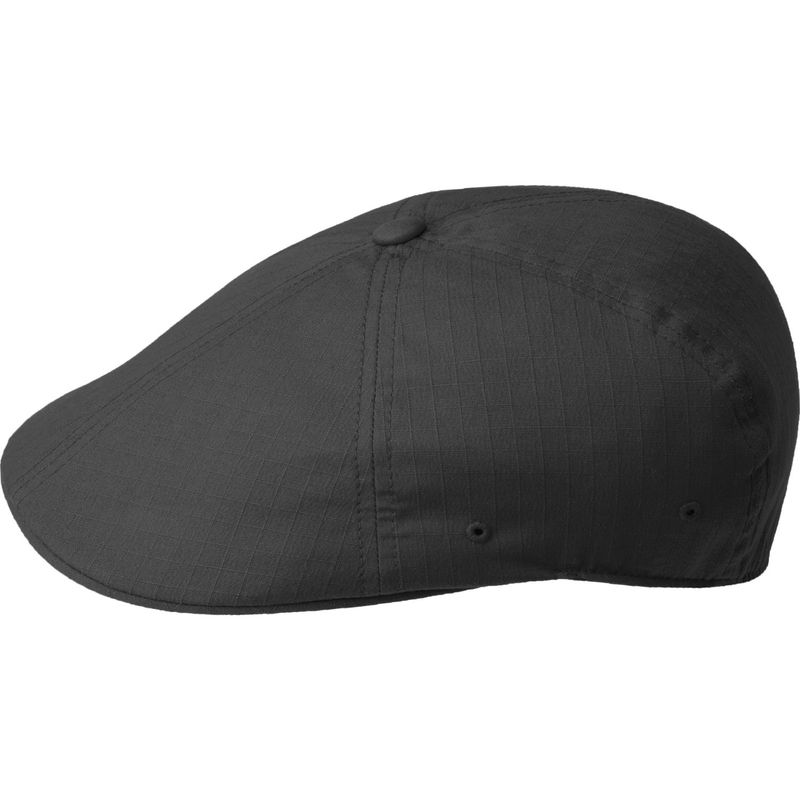 カンゴール メンズ 帽子 アクセサリー Ripstop 504 Hat S/M - Black