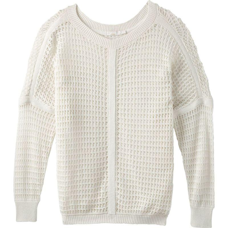 プラーナ レディース ニット・セーター アウター Sharla Sweater M - Moon Light