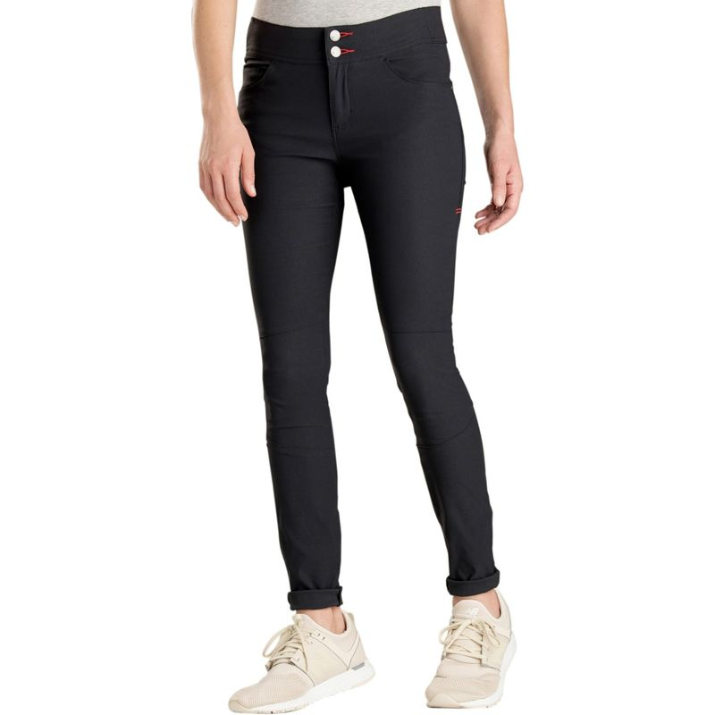 トードアンドコー レディース カジュアルパンツ ボトムス Womens Debug Flextime Skinny Pant 0 - Black