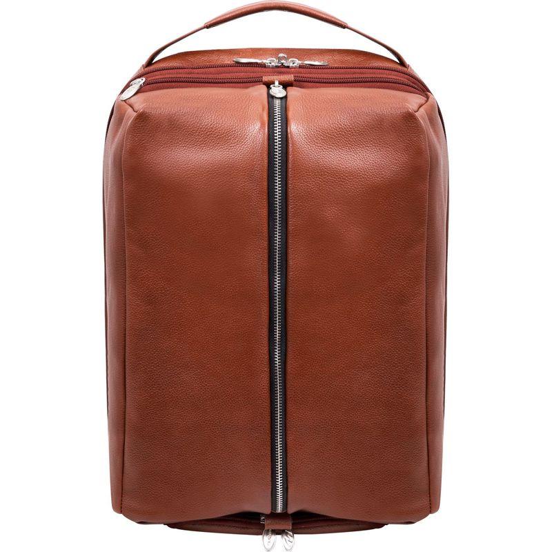 マックレイン メンズ スーツケース バッグ Series South Shore Backpack Brown