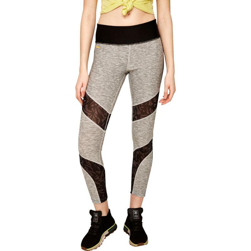 ロル レディース カジュアルパンツ ボトムス Edina Ankle Leggings S - Light Grey Heather