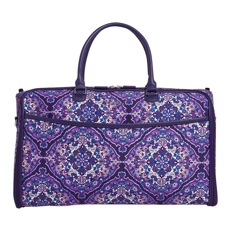 ベラブラッドリー メンズ スーツケース バッグ Iconic Convertible Garment Bag Regal Rosette