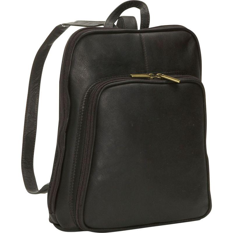 デビッドキング メンズ ハンドバッグ バッグ Women's Mid Size Backpack Cafe
