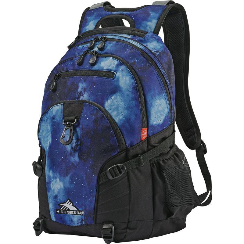 ハイシエラ メンズ バックパック・リュックサック バッグ Loop Backpack Space