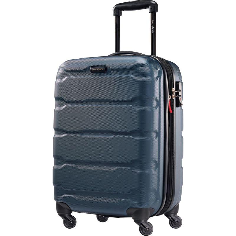 サムソナイト メンズ スーツケース バッグ Omni PC Hardside Spinner 20 Teal