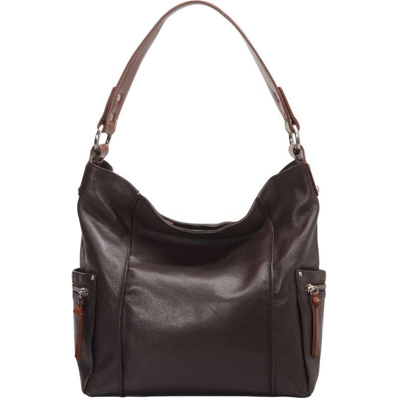 ニノボッシ メンズ ショルダーバッグ バッグ Sweet Caroline Shoulder Bag - eBags Exclusive Chocolate