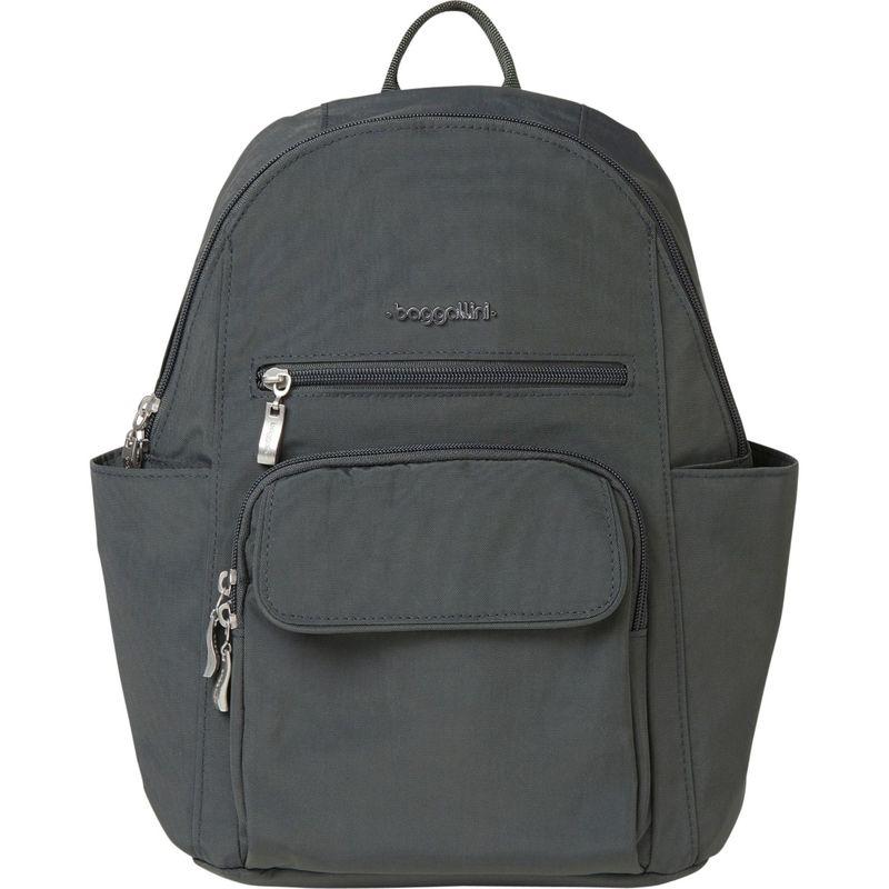 バッガリーニ メンズ ハンドバッグ バッグ Small Trek RFID Backpack Charcoal