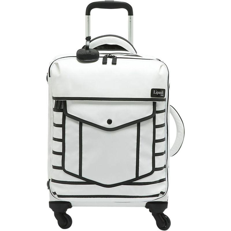 リパルトパリ メンズ スーツケース バッグ Nite Box Spinner 55/20 White Suit