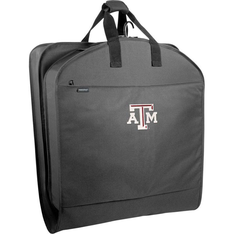 """ウォーリーバッグ メンズ スーツケース バッグ 40"""" Suit Length Garment Bag with Pockets Texas A&M Aggies"""