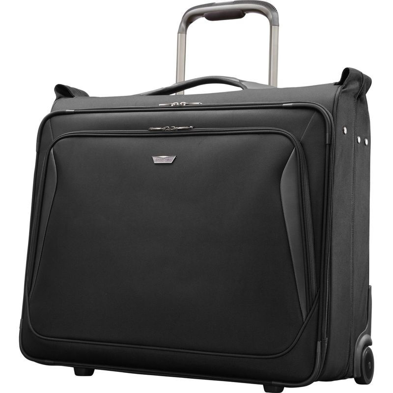 サムソナイト メンズ スーツケース バッグ Armage Wheeled Duet Garment Bag Black