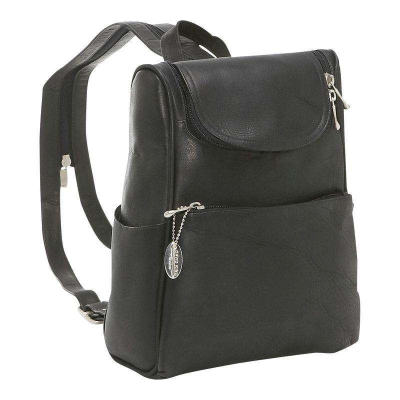 デビッドキング メンズ ハンドバッグ バッグ Women's Small Backpack Black