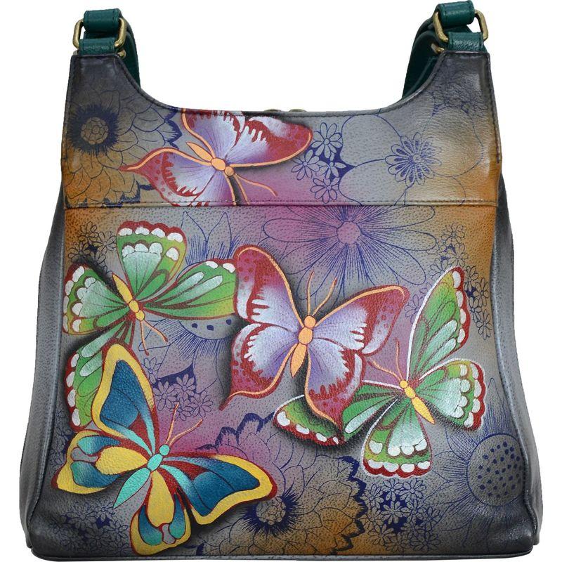 アンナバイアナシュカ メンズ ハンドバッグ バッグ Medium Hobo Butterfly Paradise