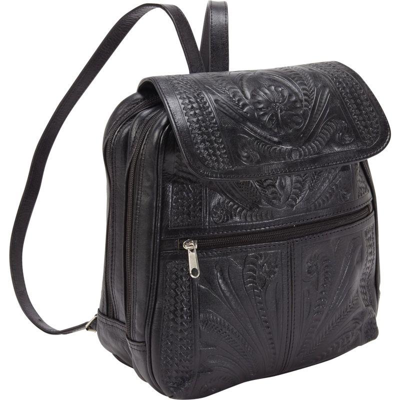 ロピンウェスト メンズ ハンドバッグ バッグ Backpack Handbag Black