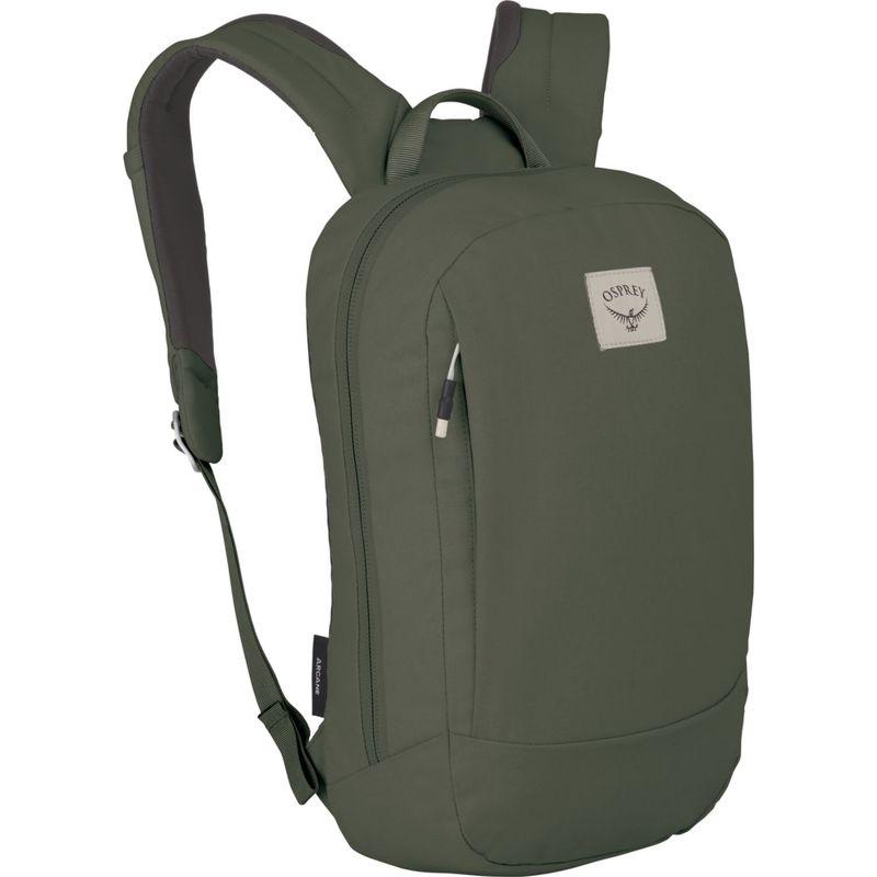 オスプレー メンズ スーツケース バッグ Arcane Small Day Pack Haybale Green O/S