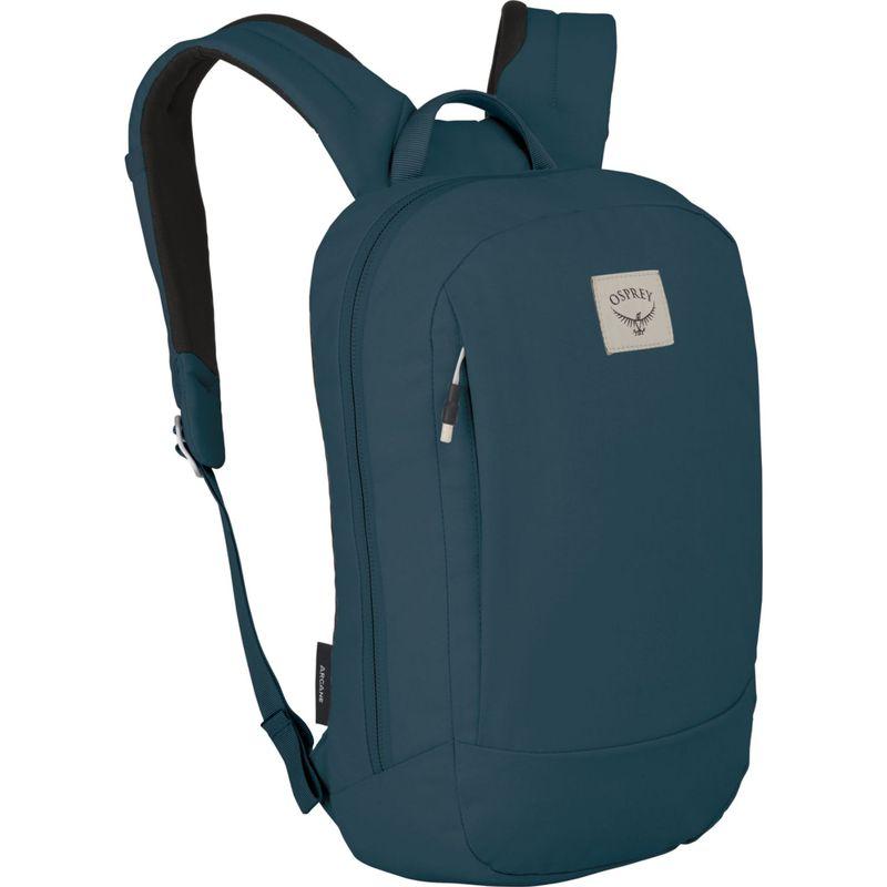 オスプレー メンズ スーツケース バッグ Arcane Small Day Pack Stargazer Blue O/S