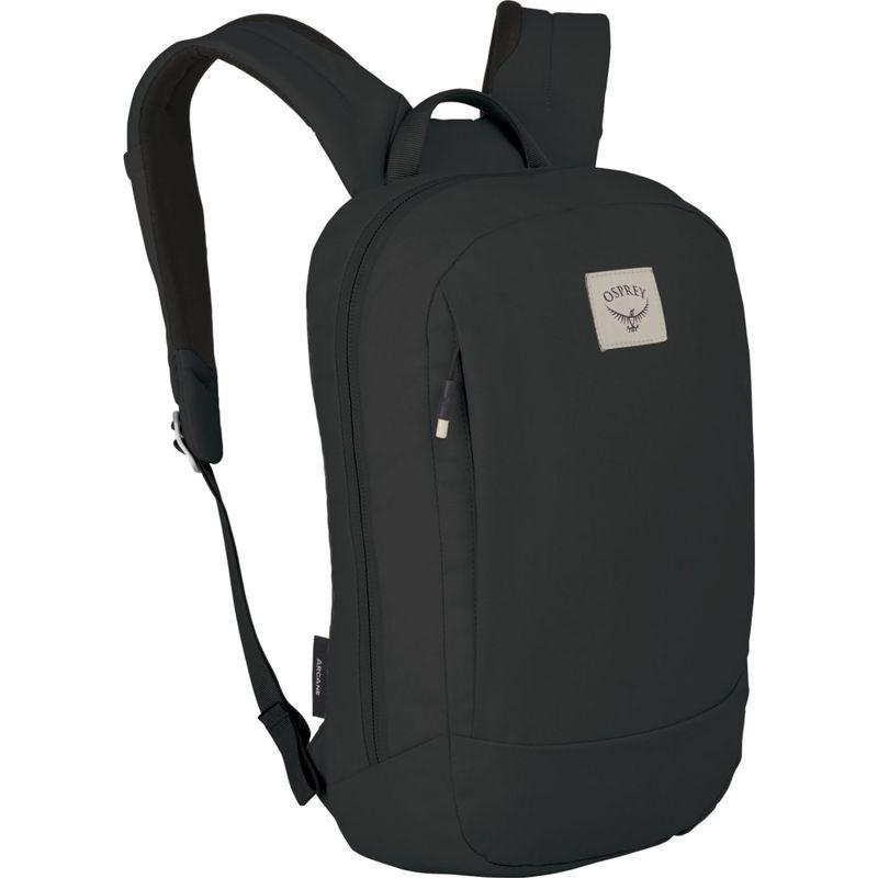 オスプレー メンズ スーツケース バッグ Arcane Small Day Pack Stonewash Black O/S