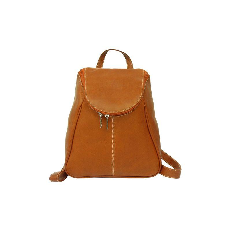ピエール メンズ ハンドバッグ バッグ U-Zip Flap Backpack Saddle