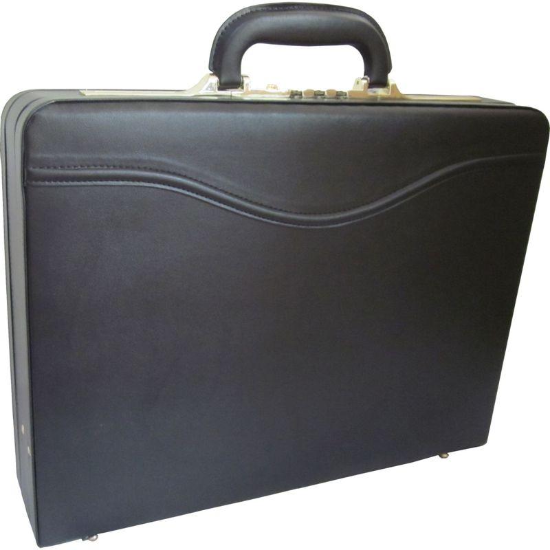 アメリ メンズ スーツケース バッグ Auden Executive Attache Case Black