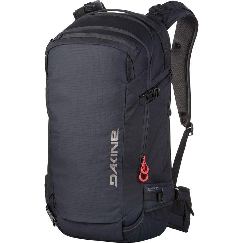 ダカイン メンズ ボストンバッグ バッグ Poacher 32L Snow Sport Backpack Black