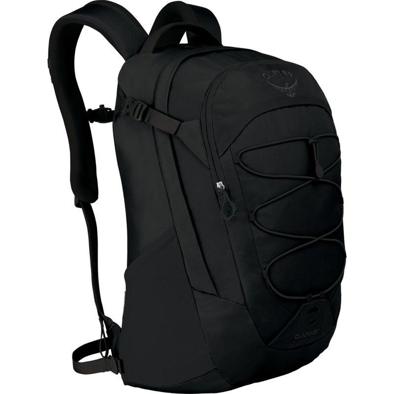 オスプレー メンズ スーツケース バッグ Quasar Laptop Backpack Black