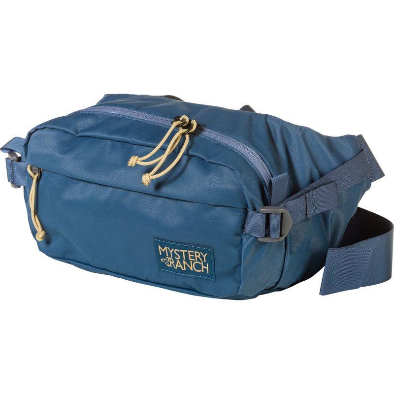 ミステリーランチ メンズ ボディバッグ・ウエストポーチ バッグ Full Moon Waistpack Vintage Blue