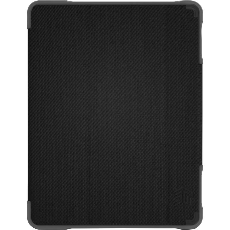 STMグッズ メンズ PC・モバイルギア アクセサリー Dux Plus Duo Ultra-Protective Case for Apple iPad 7th Gen Black