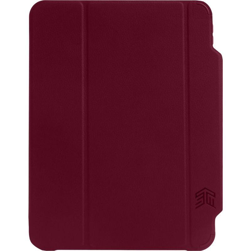 STMグッズ メンズ PC・モバイルギア アクセサリー Dux Studio Case Apple 12.9 inch iPad Dark Red