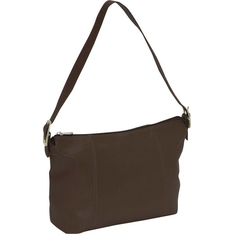 ピエール メンズ ショルダーバッグ バッグ Medium Shoulder Bag Chocolate