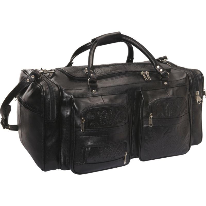 ロピンウェスト メンズ スーツケース バッグ Duffel Bag Black