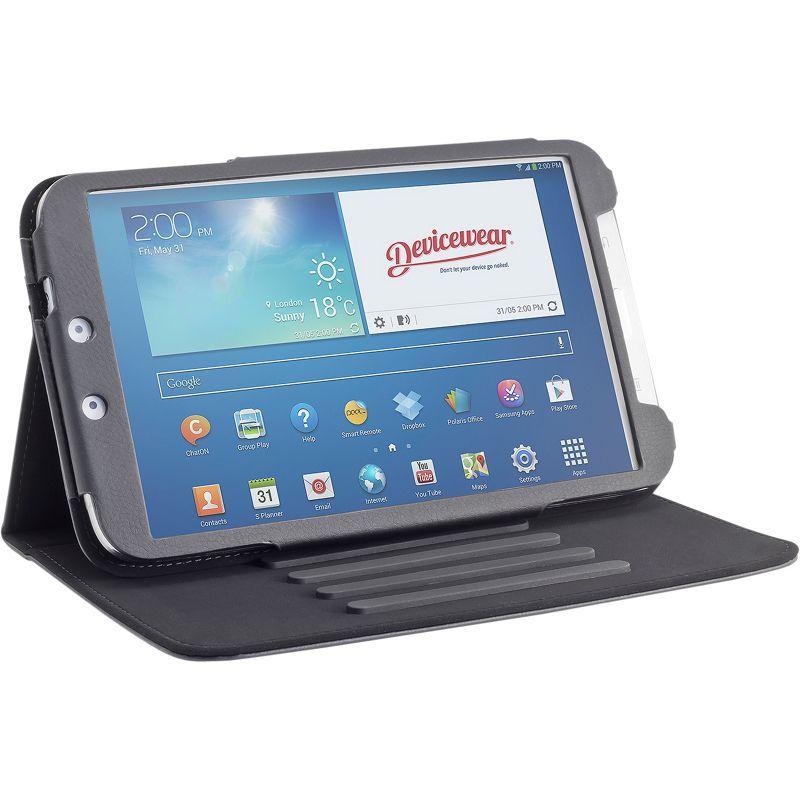 デバイスウェア メンズ PC・モバイルギア アクセサリー Samsung Galaxy Tab 3 - Trax Case Black