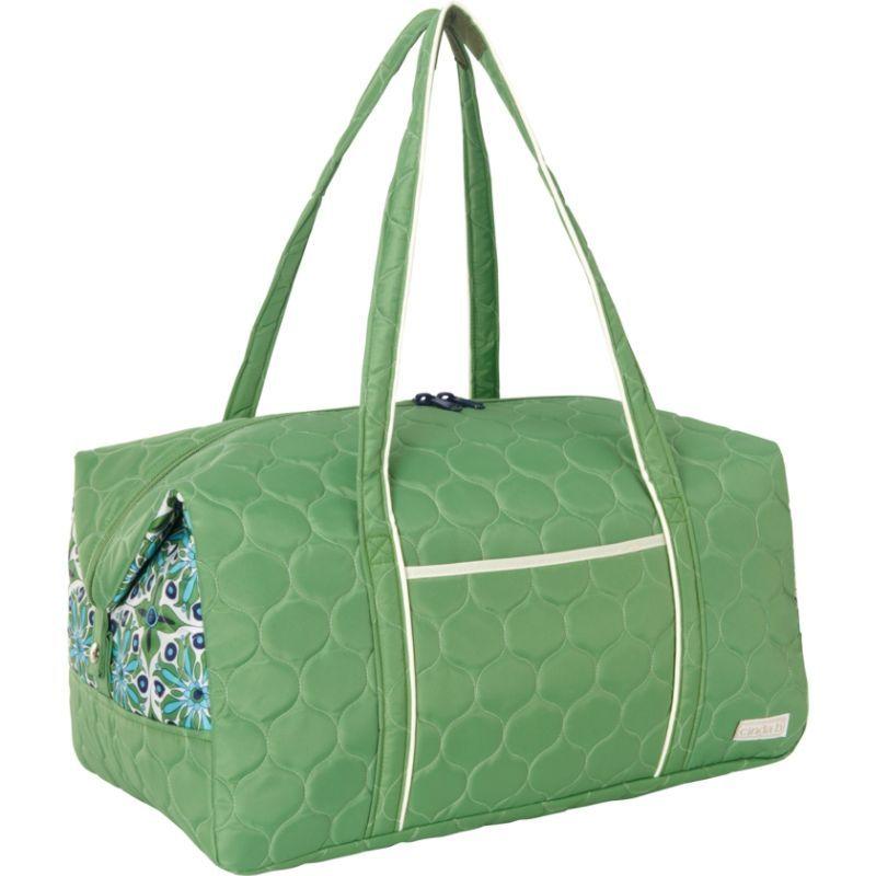 シンダ ビー メンズ スーツケース バッグ Weekender II Verde Bonita