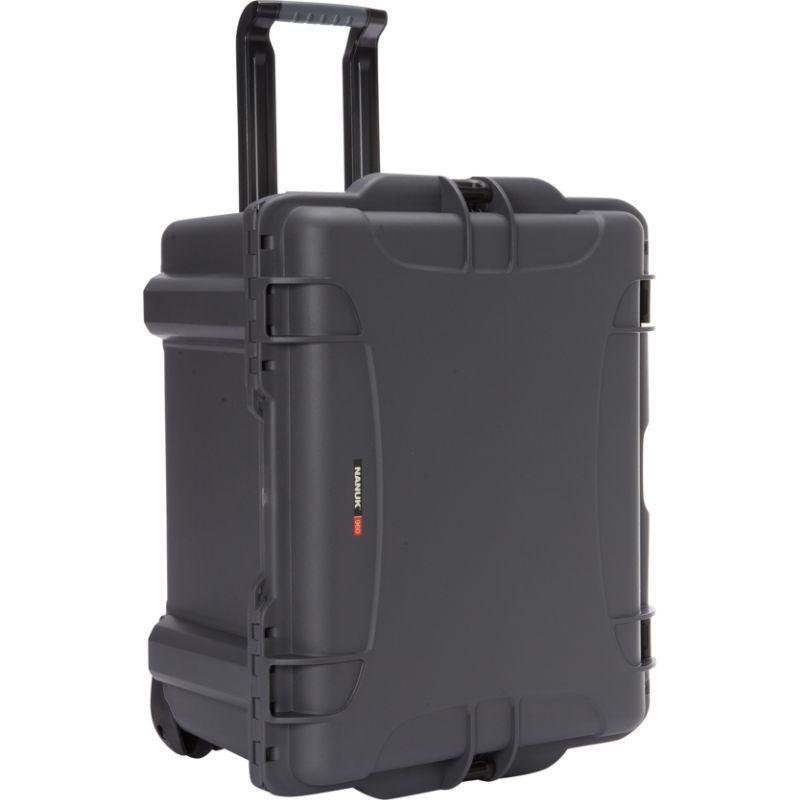 ナヌク メンズ スーツケース バッグ 960 Water Tight Protective Case w/Foam Insert Graphite