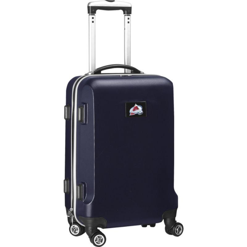 デンコスポーツ メンズ スーツケース バッグ NHL 20 Domestic Carry-On Navy Colorado Avalanche