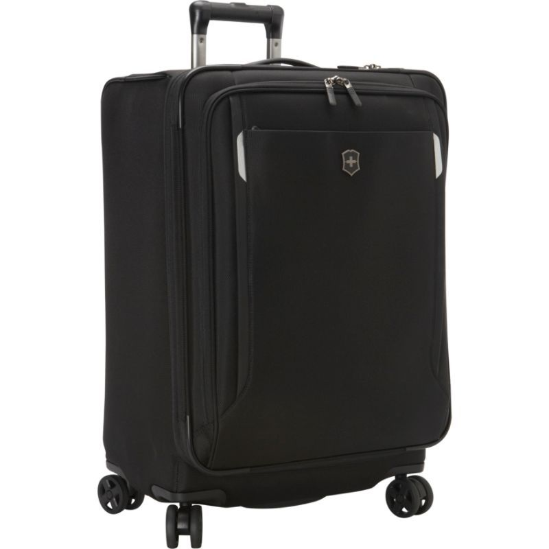 ビクトリノックス メンズ スーツケース バッグ Werks Traveler 5.0 WT 24 Dual-Caster Black