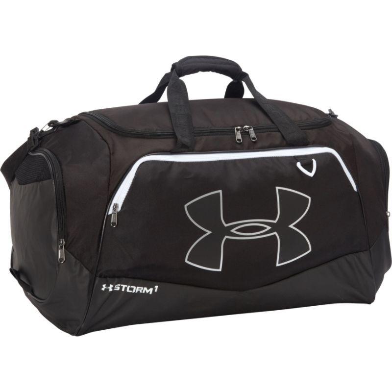 アンダーアーマー メンズ ボストンバッグ バッグ Undeniable LG Duffel II Black/Black/White