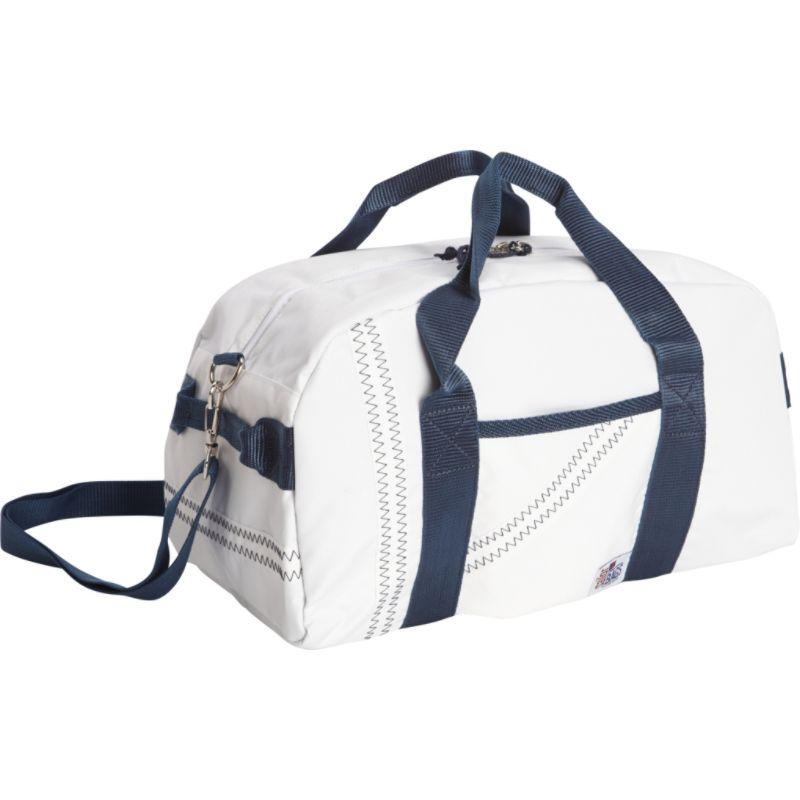 セイラーバッグ メンズ スーツケース バッグ Mini Duffle White/Blue